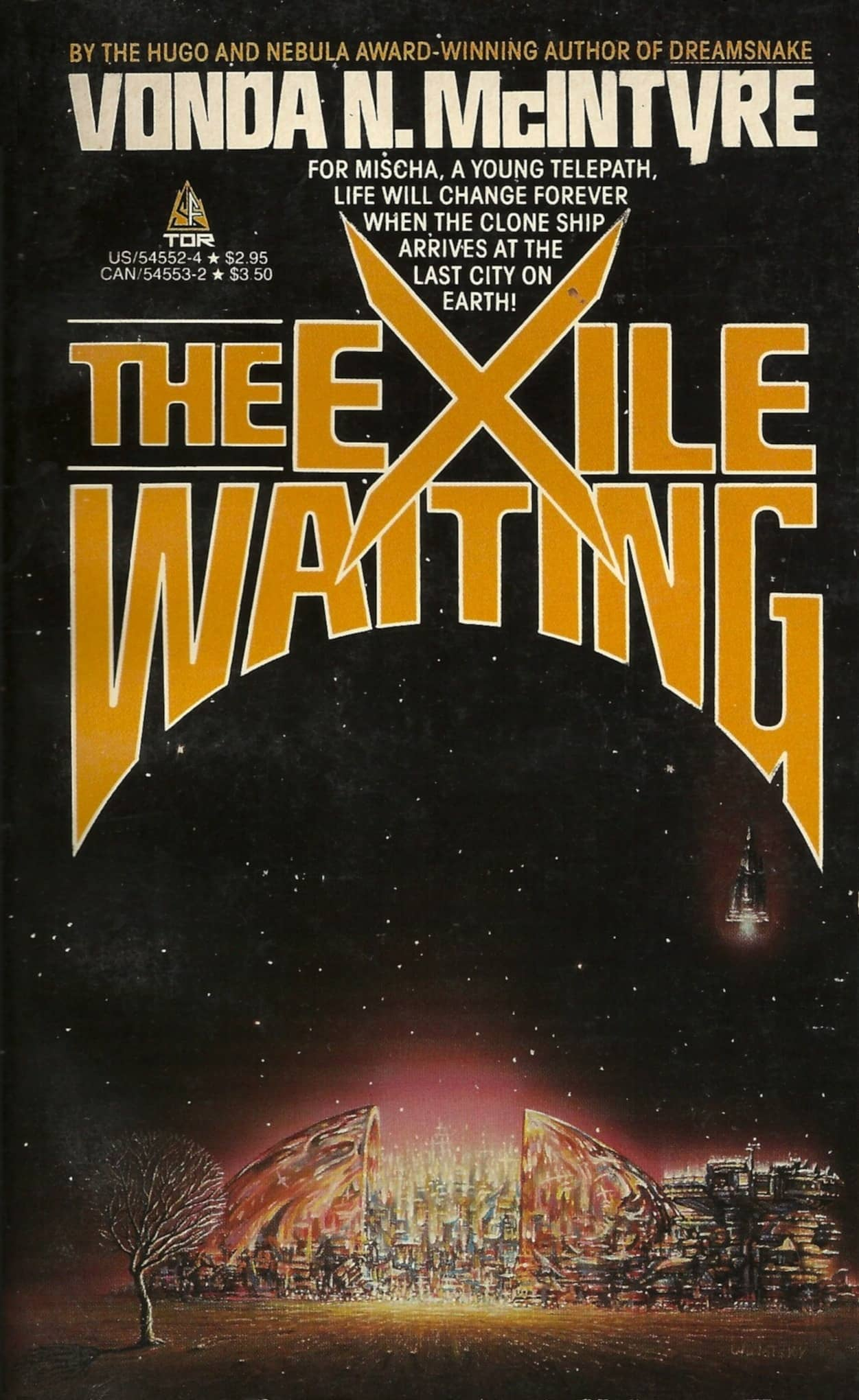Black Gate » Articles » Vintage Treasures: The Exile Waiting