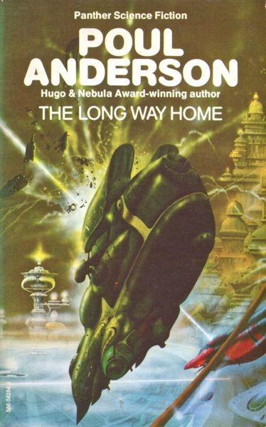 The Long Way Home Panther Poul Anderson