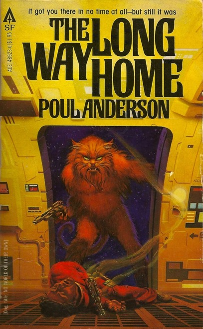 The Long Way Home Poul Anderson-small