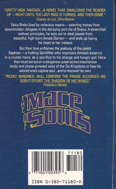 The Mace of Souls-back-small