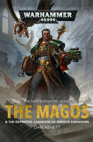 The Magos Dan Abnett-small