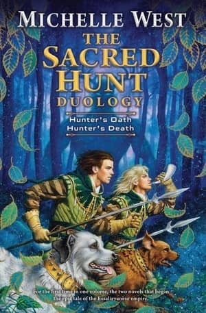 The Sacred Hunt Duology-small