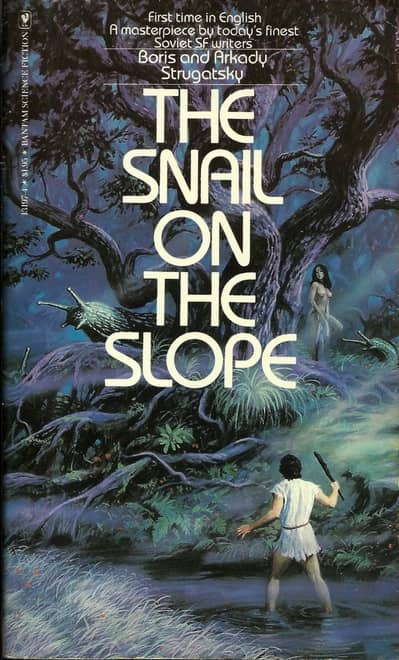 The Snail on the Slope-small