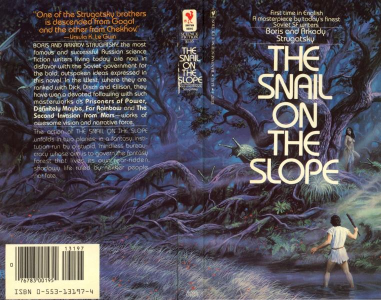 The Snal on the Slope wraparound