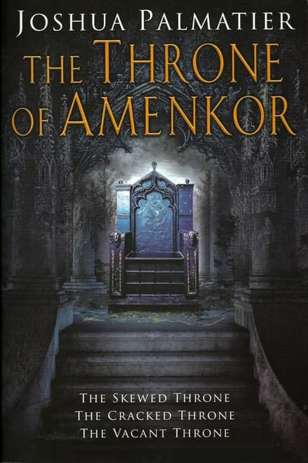 The Throne of Amenkor Joshua Palmatier DAW-small