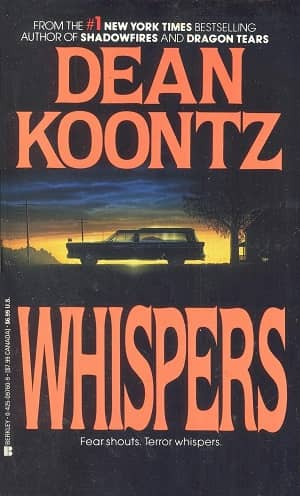 Whispers Dean Koontz-small