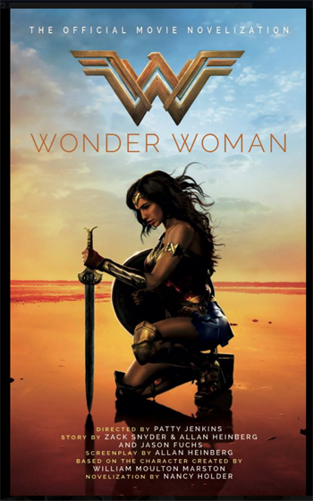 Novelization of Wonder Woman by Nancy Holder
