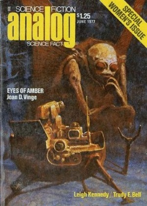 Cover by John Schoenherr