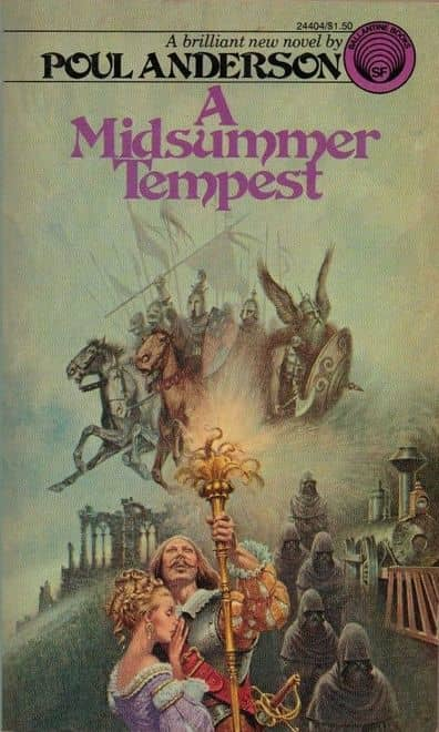 A Midsummer Tempest Poul Anderson Ballantine-small