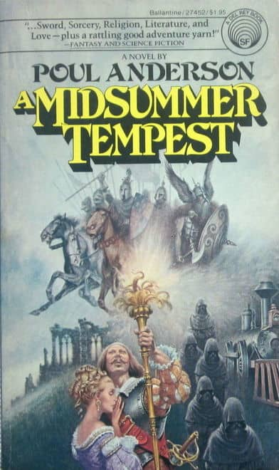 A Midsummer Tempest Poul Anderson Del Rey-small