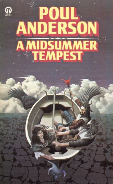 A Midsummer Tempest Poul Anderson Orbit