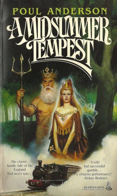 A Midsummer Tempest Poul Anderson-small