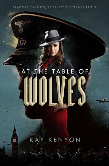 At the Table of Wolves Kay Kenyon-small