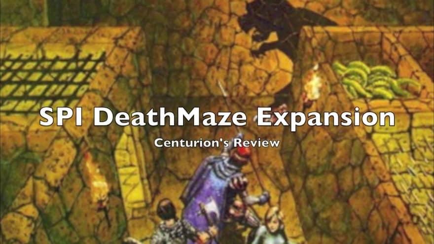 Deathmaze Expansion