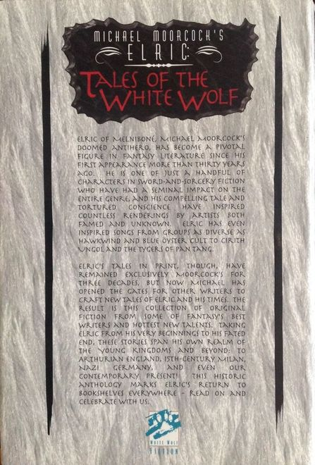 Elric Tales of the White Wolf-back-small