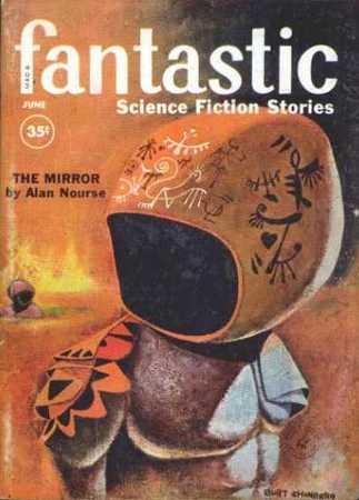 Fantastic Science Fiction Stories June 1960