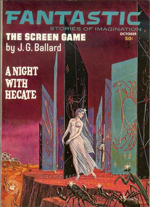Fantastic Stories October 1963-small