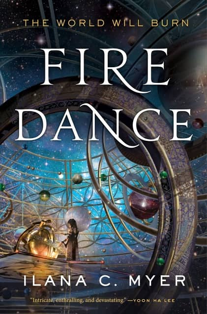 Fire Dance Ilana C Myer-small