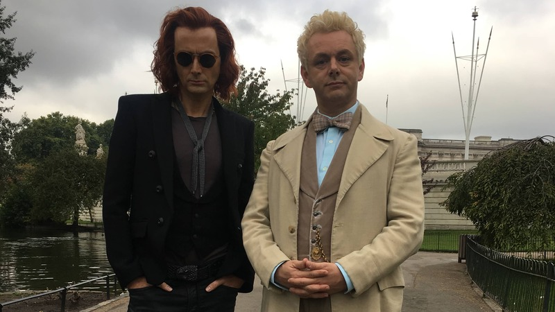 Good Omens cast-small