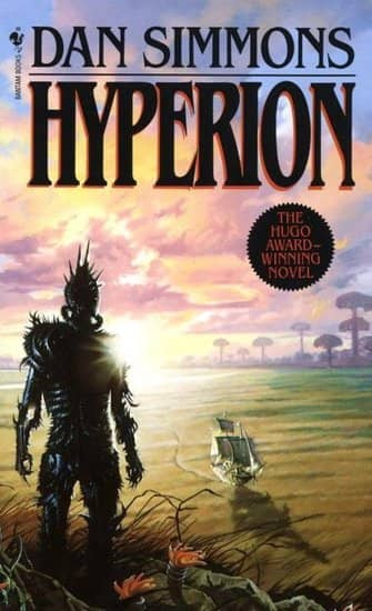Hyperion Dan SImmons-small