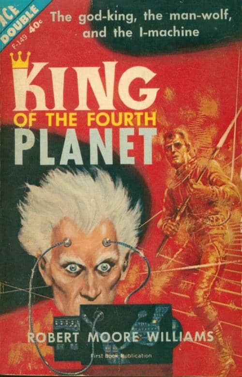 King of the Fourth Planet-small