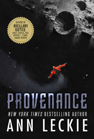Provenance Ann Leckie-small