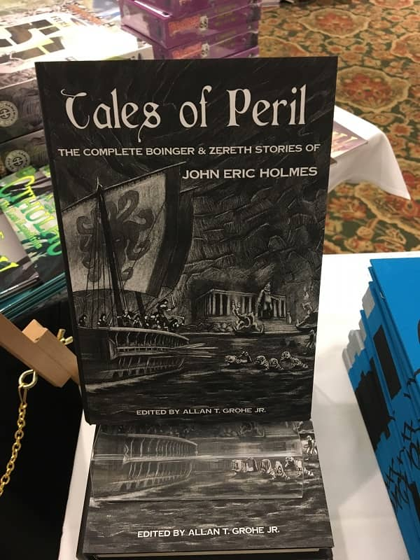 Tales of Peril by John Eric Holmes-small