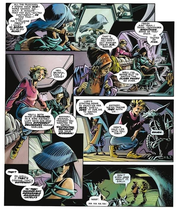 The Ballad of Halo Jones 2-small