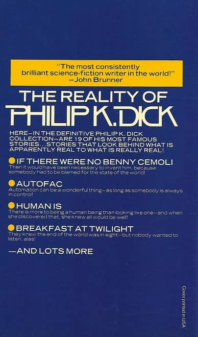 The Best of Philip K Dick-back-small