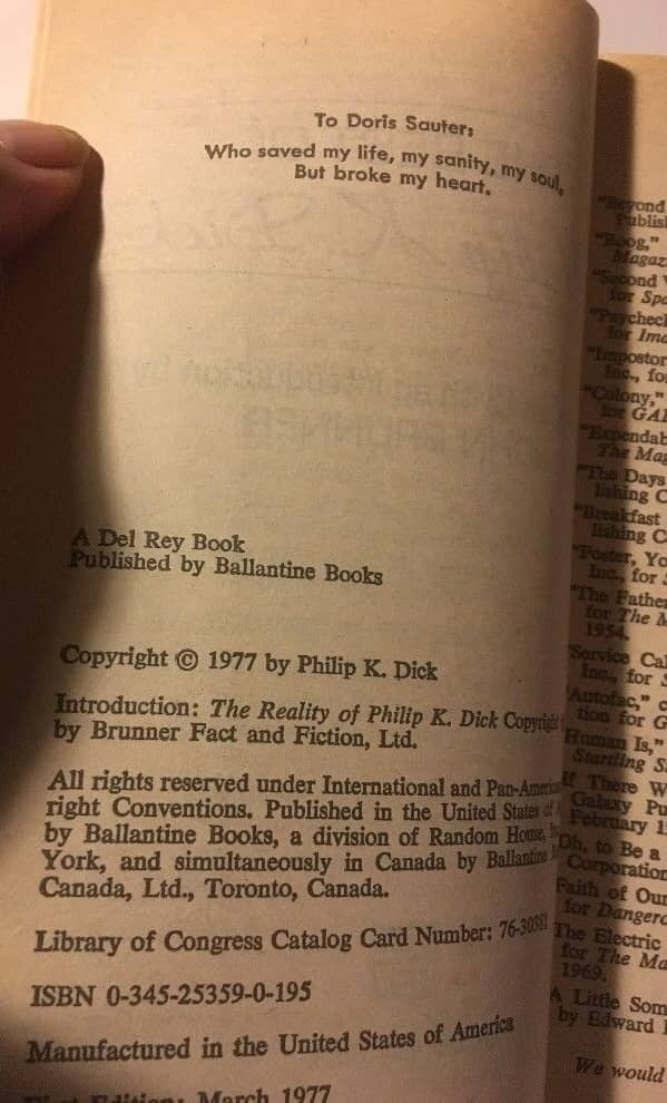 The Best of Philip K Dick-dedication-small