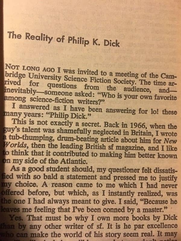 The Best of Philip K Dick-introduction-small