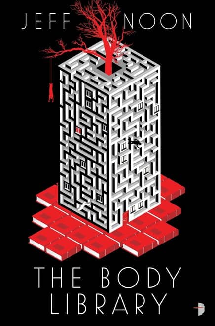 The Body Library Jeff Noon-small