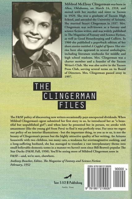 The Clingerman Files-back-small