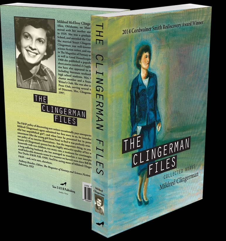 The Clingerman Files front back