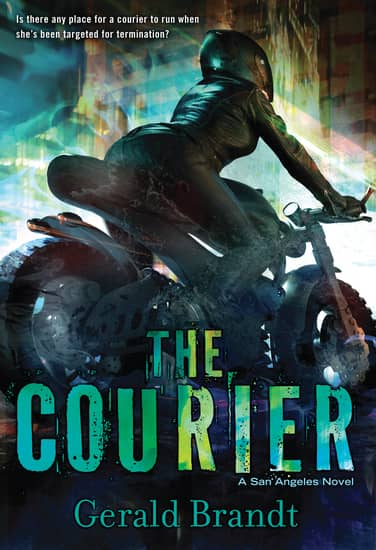 The Courier Gerald Brandt-small