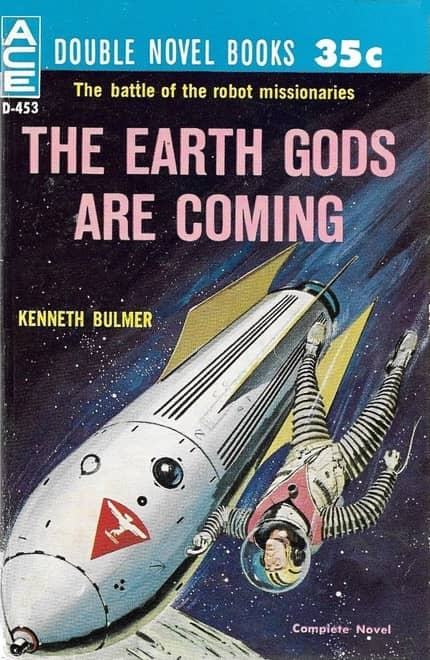 The Earth Gods Are Coming-small
