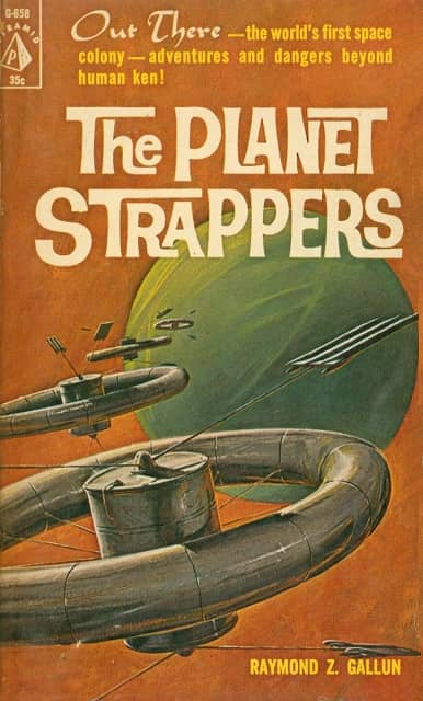 The Planet Strappers Raymond Z Gallun 2-small