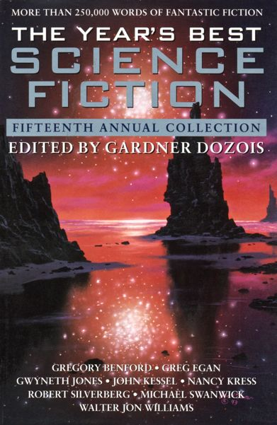 The Year's Best Science Fiction Fifteen Gardner Dozois
