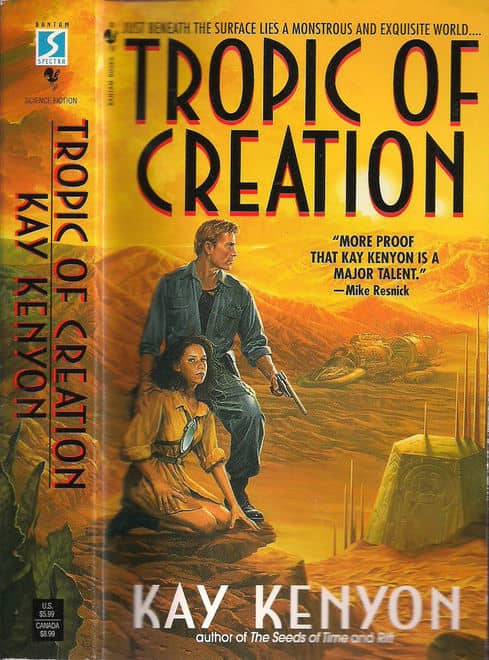 Tropic of Creation Kay Kenyon-small