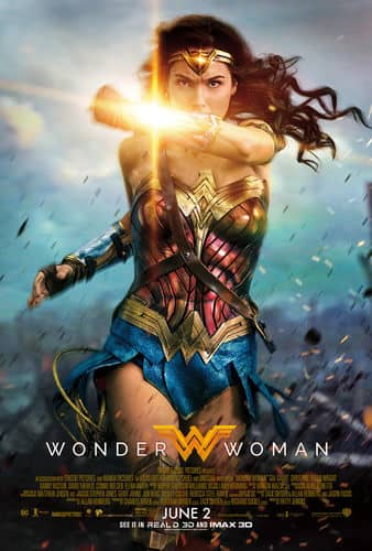 Wonder Woman poster-small