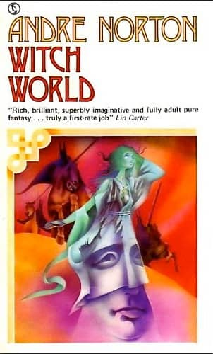 Andre Norton Witch World