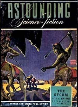 Cover by William Timmins