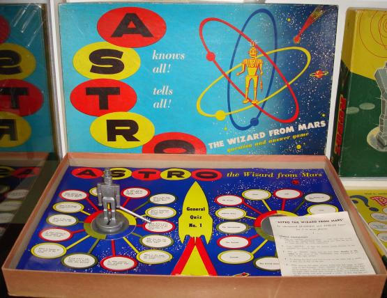 Astro, the Wizard from Mars, made by Peerless USA.