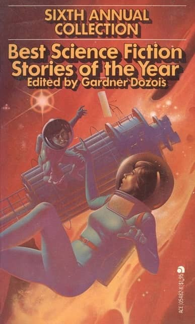 Best Science Fiction Stories of the Year Sixth Annual Collection-small