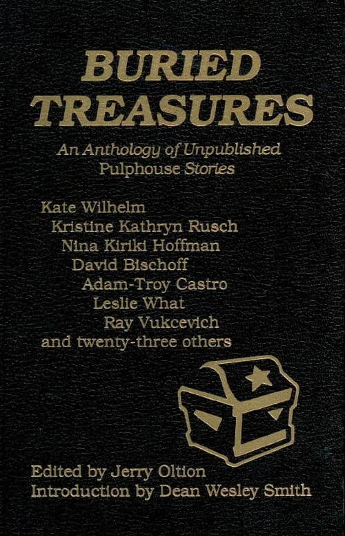 Buried Treasures An Anthology of Unpublished Pulphouse Stories-small