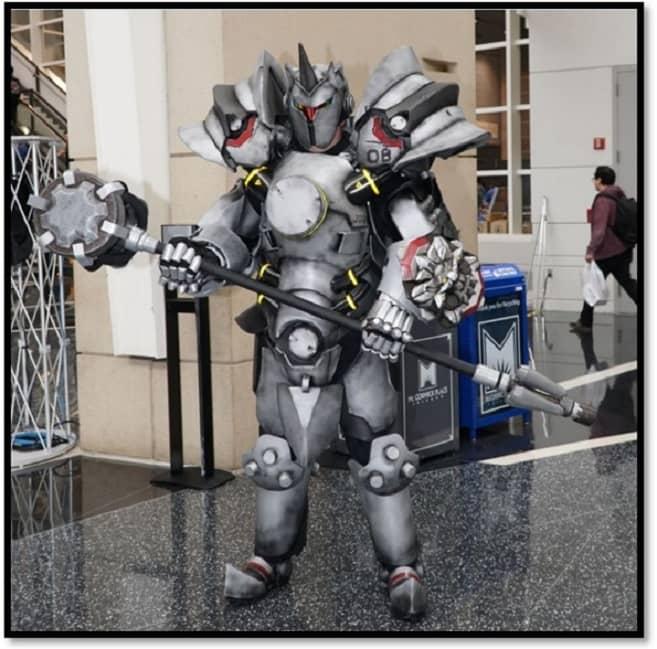 C2E2 2018 cosplay