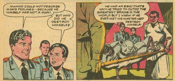Captain Video #3 June 1951 The Indestructible Antagonist 19 panels