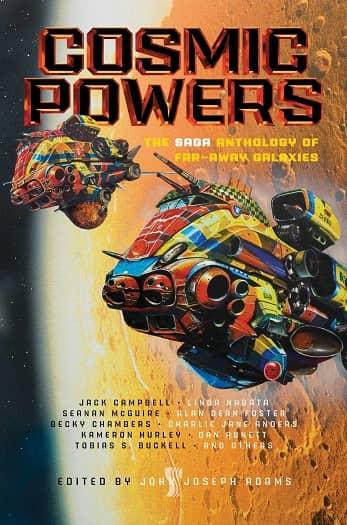 Cosmic Powers John Joseph Adams-small