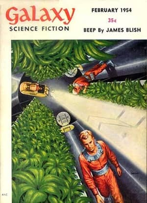 Galaxy Science Fiction February 1954-small