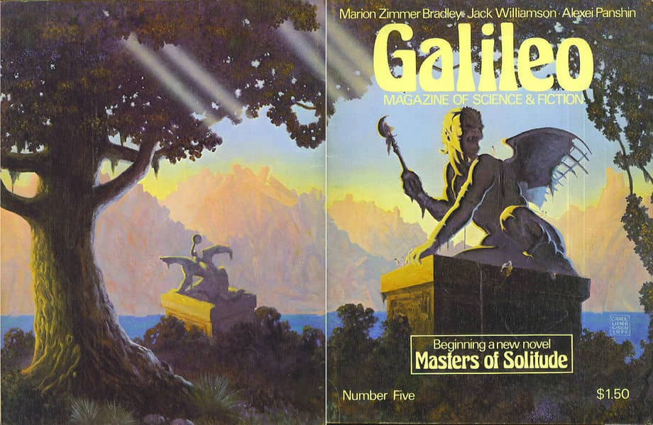 Galileo magazine October 1977-small